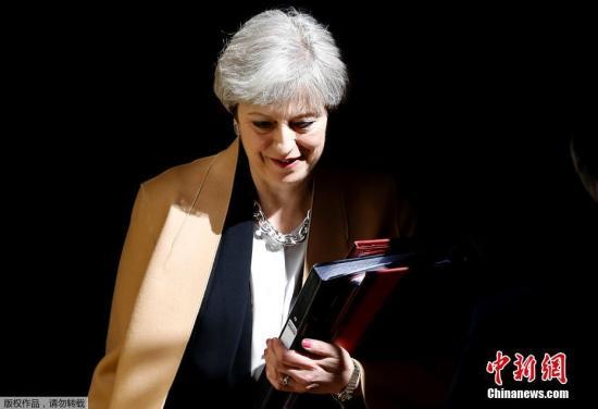 """梅首相""""单刀""""赴欧盟峰会要求"""