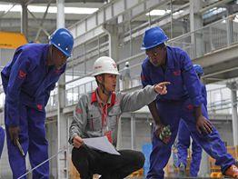 中企助力肯雅建築工業化發展