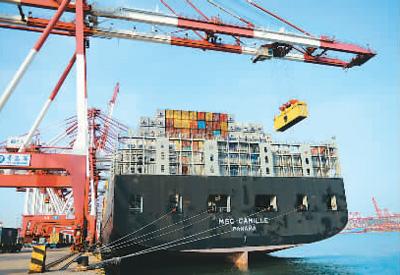 4月货物贸易进出口增长7.2% 中国外贸继续保持稳中向好