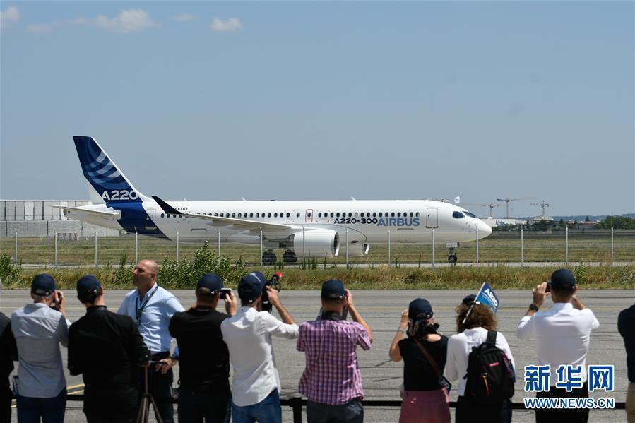 (國際)(2)空客推出A220系列飛機