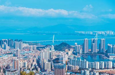 中国第一个外向型工业园区——招商局蛇口工业区横空出世.