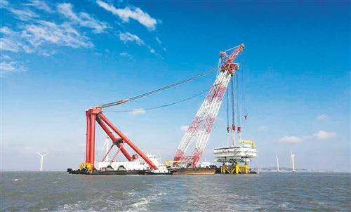 中國風電產業規模增長平穩